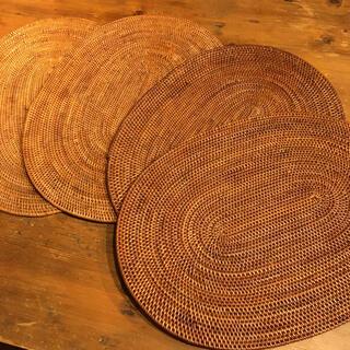 ムジルシリョウヒン(MUJI (無印良品))の無印 ランチョンマット まとめ売り(テーブル用品)