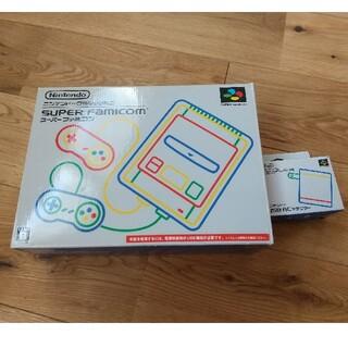 任天堂 - スーパーファミコンミニ本体 + USB ACアダプター