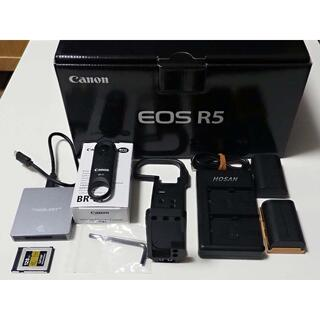 Canon - 値下・新同 EOS R5 CFex 128GB おまけ多数