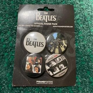 Apple - 【新品】Beatles ビートルズ 缶バッジ セット