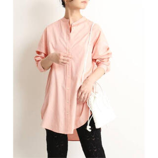 IENA SLOBE - キャンブリックシャツ