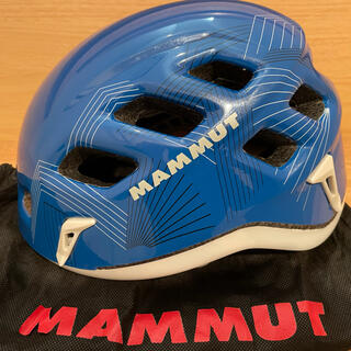 マムート(Mammut)のマムート 登山 ヘルメット ロックライダー 正規品(登山用品)