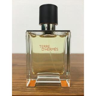 エルメス(Hermes)のエルメス 香水 TERRE D'HERMES 50ml 数回使用済み(その他)