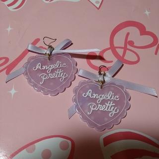 アンジェリックプリティー(Angelic Pretty)のピアス ラベンダー(ピアス)