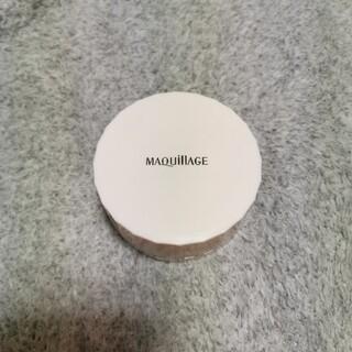 MAQuillAGE - 資生堂 マキアージュ ドラマティックルースパウダー