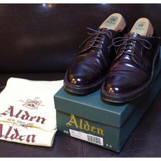 Alden - ALDEN 990 6D バリーラスト【美品】