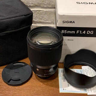 Nikon - SIGMA Art 85mm F1.4 DG HSM(ニコンF用)シグマ85mm