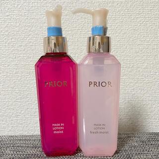プリオール(PRIOR)のプリオール マスクイン化粧水  しっとり&さらっとしっとり(化粧水/ローション)