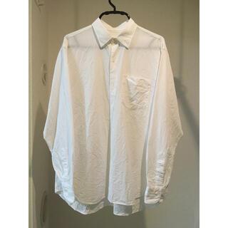 COMOLI - COMOLI レギュラーカラーシャツ Size1