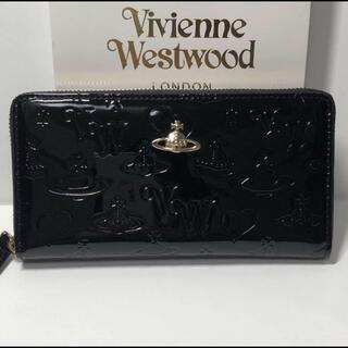 Vivienne Westwood - Vivienne ヴィヴィアンウエストウッド 長財布☆新品☆ ブラック黒