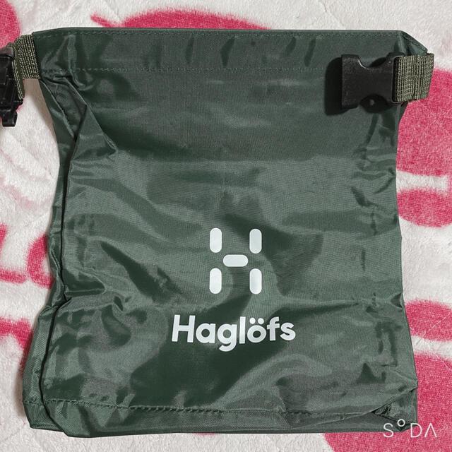 Haglofs(ホグロフス)のhoglofs ホグロフス ガレッジバック ワンダフォーゲル 付録 スポーツ/アウトドアのアウトドア(登山用品)の商品写真