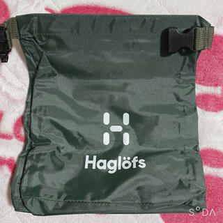 ホグロフス(Haglofs)のhoglofs ホグロフス ガレッジバック ワンダフォーゲル 付録(登山用品)