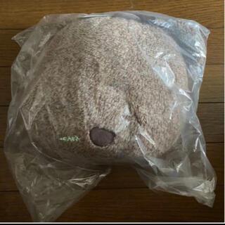 ジーユー(GU)のgu くま ブランケット(毛布)
