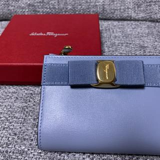 サルヴァトーレフェラガモ(Salvatore Ferragamo)のフェラガモ Ferragamo 折財布 レディース財布(折り財布)