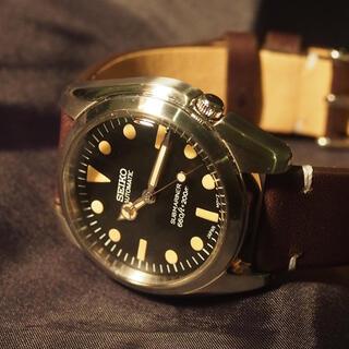 セイコー(SEIKO)のセイコー5 カスタム 7s26 エクスプローラー デイトジャスト サブマリーナ(腕時計(アナログ))