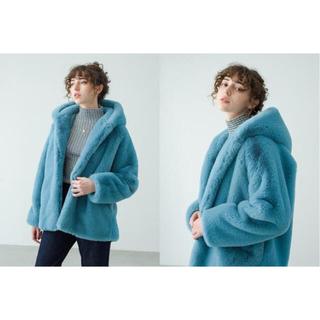 Ron Herman - Ron Herman Eco Fur Coat