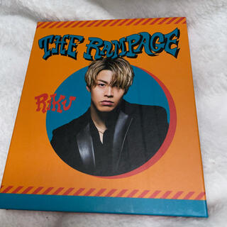 THE RAMPAGE - RIKU フォト付箋BOOK