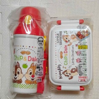 チップアンドデール(チップ&デール)のチップ&デール ランチボックス Chip&Dale(弁当用品)