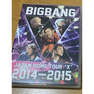 ビッグバン(BIGBANG)のBIGBANG DVD(ミュージック)