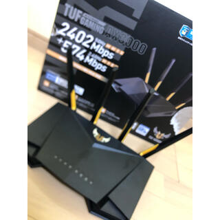 ASUS - ASUS WiFi 無線 ルーター WiFi6 2402+574Mbps