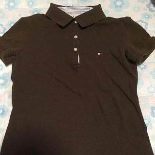 トミーヒルフィガー(TOMMY HILFIGER)のトミーヒルフィガー  ポロシャツ  xs(シャツ/ブラウス(半袖/袖なし))