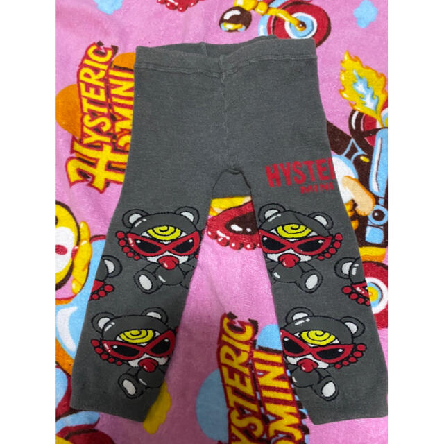 HYSTERIC MINI(ヒステリックミニ)の5.タイツ S キッズ/ベビー/マタニティのこども用ファッション小物(靴下/タイツ)の商品写真