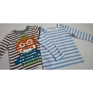 MUJI (無印良品) - Tシャツ 男の子 長袖