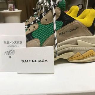 Balenciaga - バレンシアガ トリプルs イタリア製 42