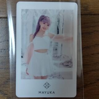ソニー(SONY)のniziU step and a step グッズ フォトカード マユカ(K-POP/アジア)