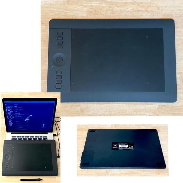 Wacom(ワコム)のIntuos pro (medium )PTH-651  スマホ/家電/カメラのPC/タブレット(PC周辺機器)の商品写真