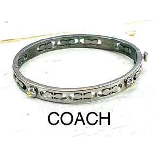 COACH - COACH コーチ シルバーカラー ブレスレット/バングル