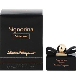 サルヴァトーレフェラガモ(Salvatore Ferragamo)の香水 サルヴァトーレ フェラガモ シニョリーナミステリオーサ オーデパルファム(その他)