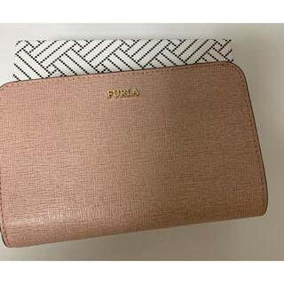 Furla - 美品 FURLA 二つ折り財布 フルラ