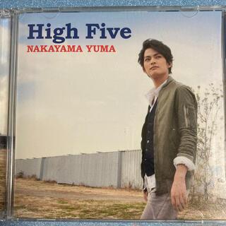 ナカヤマユウマウィズビーアイシャドウ(中山優馬w/B.I.Shadow)のHigh Five(初回盤B)(ポップス/ロック(邦楽))