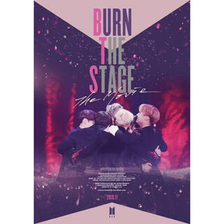 防弾少年団(BTS) - BTS 映画🌟Burn the Stage: The Movie BD