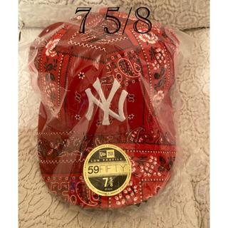 NEW ERA - Kith New Era Yankees 7 5/8 バンダナ