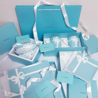 Tiffany & Co. - ティファニー ブルー ボックス マグカップ ボウル プレート デザートプレート