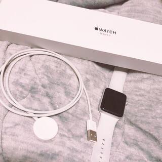 アップルウォッチ(Apple Watch)のApplewatch series3(その他)