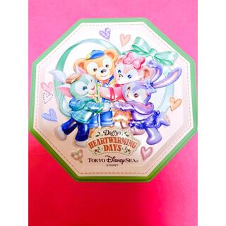 Disney - ダッフィー シェリーメイ ステラルー ジェラトーニ 缶
