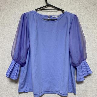 dholic - 美品☆ファッションクロス☆袖デザインかわいいカットソー・シャツ