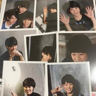 ジャニーズジュニア(ジャニーズJr.)の大橋和也 2015 少年たち 公式写真 8枚セット(男性タレント)