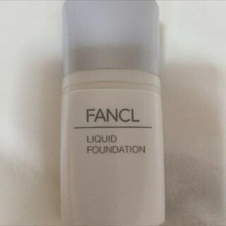 ファンケル(FANCL)の新品 未開封 ファンケルリキッドファンデーションa オークルライト 22mL.(ファンデーション)