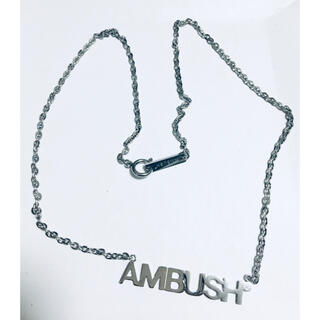 AMBUSH ネックレス