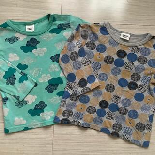 アカチャンホンポ(アカチャンホンポ)の子供服 長袖トップス ロンT   (シャツ/カットソー)