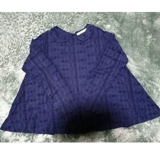 ピュアルセシン(pual ce cin)のピュアルセシン 刺繍 ブラウス(シャツ/ブラウス(長袖/七分))