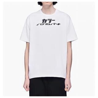 kolor - 【kolor】20SS カラーインコーポレイテッド Tシャツ