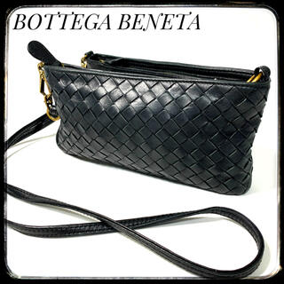 Bottega Veneta - 【良品】BOTTEGA BENETA ボッテガヴェネタ ショルダーバックイントレ
