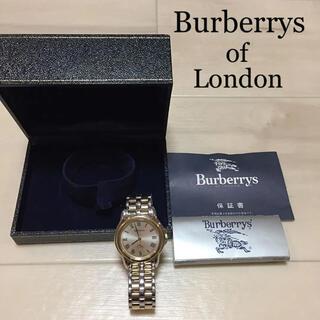 burberrys バーバリーズ 時計 アナログ レトロ ビンテージ(腕時計(アナログ))