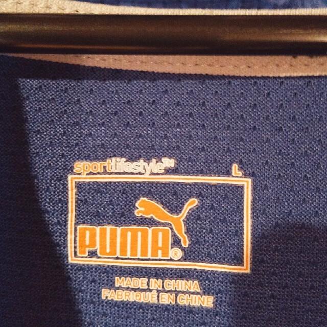 PUMA(プーマ)のお値下げ★PUMA プーマランニングパーカー Lサイズ レディースのトップス(パーカー)の商品写真