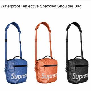Supreme - シュプリームショルダーバッグsupremewaterproof speckled